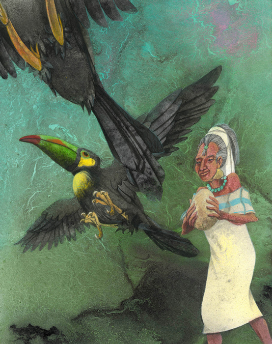 """""""The seven best Mexican Tales"""" Text: Paola Caballero Norma 2006"""