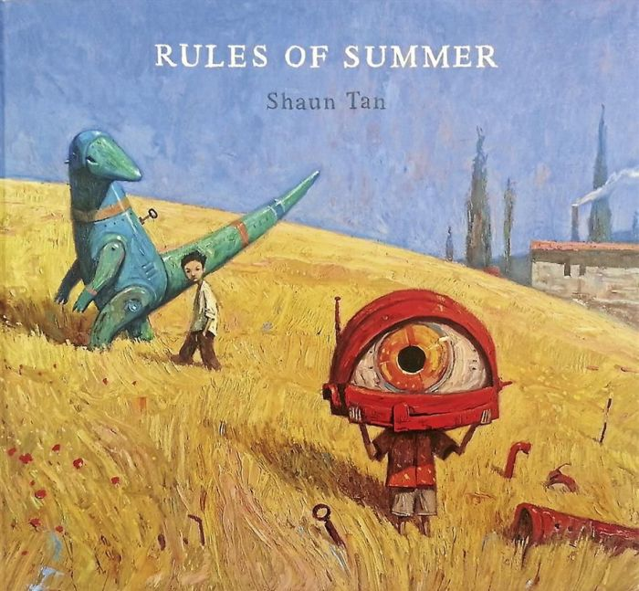 str2_ma_2212_p21 Rules Of Summer Shaun Tan childrens fiction